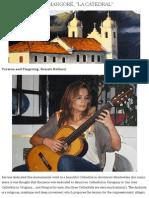 "Mangore | Bellucci Guitars - Agustin Barrios Mangoré, ""La Catedral"""