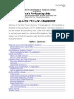 2010 summer academy handbook