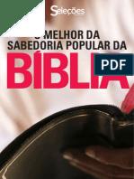 Sabedoria Da Biblia