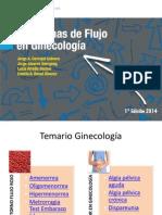 Flujogramas de Ginecologia, Medicina