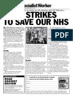 General - Back NHS Strikes