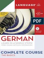 Complete German the Basics - Excerpt - Living Language