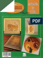 Revista MANOS MARAVILLOSAS Artesania en Cuero.pdf