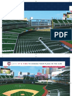 Minnesota Twins Target Field Seat Relocation Guide
