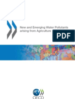 OECD Emerging Water Pollutants From Agriculture