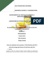 Informe Mermelada 2014