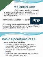 CPU archeticture