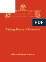 Dewachen Wishing Prayer Karma Chagme r Booklet-2