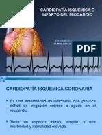 Cardiopatia Isquemica e Iam