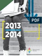 rrm rapport annuel 2013-2014 abrege fr v09 final