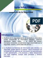 Unidad 04 - Auditoria de La Seguridad