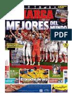 Periódico Deportivo Marca