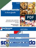 San Fernando - Adm. Estrategica