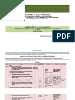 Plan de Actividades CEA 2010