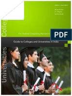Complete 2013 Guide to Colleges and Universities in India (1)