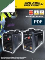 ARC130 170 Manual