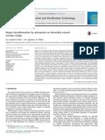 Volume issue [doi 10.1016_j.seppur.2013.12.025] -- .pdf