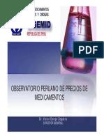 Presentacion Experiencia Acceso a Medicamentos Peru