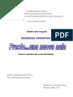 Università Degli Studi Di Padova Facoltà Di