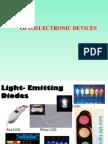 Electronic Devices Optoelectronics