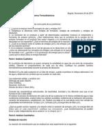 Guía Parametros Termodinamicos