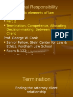 Ch.2  Basic Elements of Law Practice 2015