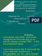 Leucopenia La Animale