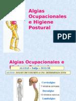(02) Algias Ocupacionales e Higiene Postural