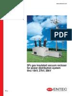 SF6 GAS INSULATED VACUUM RECLOSER(V3 1).pdf
