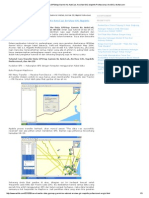 Cara Transfer Data GPSMap Garmin Ke AutoCad, ArcView GIS, MapInfo Professional, ArcGIS _ Asifah