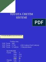 Toyota Uretim Sistemi