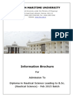 Information Brochure for DNS Feb 2015