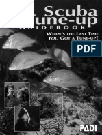 SCUBA Tune Up - Table of Contents