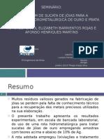 Seminário Leandro Pronto