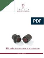 Deutsch 951 Series 2008