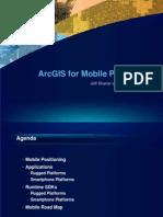 2 - Arcgis for Mobile Platforms