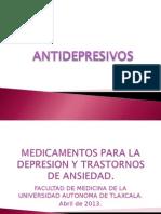 Antidepresivos Mla.