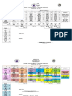 Class Program for Elementary Department- 2014-15 Final Na Final Na Final Latest