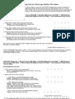 2.D.. CALMS Rating Form