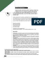2013 Prevalencia de S Agalactiae en Embarazadas Pretermino