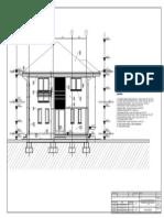 Plansa Fatada Principala- A2