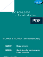 Iso9001 2000 Key Changes Jjd