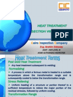ASME Heat Treatment by Eng. Ibrahim Eldesoky