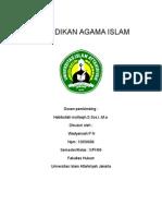 Sumber Ajaran Agama Islam