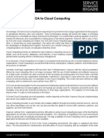 The Importance of Cloud to Cloud Computing