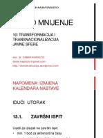 Jm 10p Transformacija i Transnacionalizacija