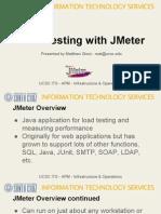 JMeter-UCCSC