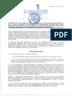 Convocatoria de Técnico Especialista-Coordinador de Servicios en La Facultad de Formación Del Profesorado