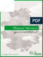 Manual Geossinteticos Engepol