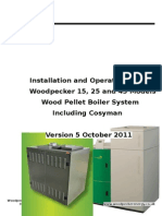 Instruction Manual - Woodpecker 15,25,45kW
